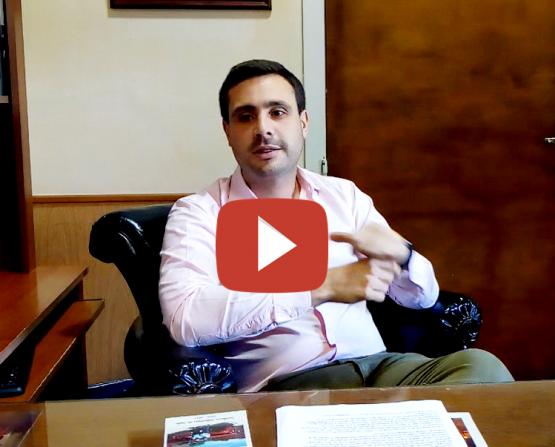 Vídeo: Camilo Alessandro habló de tres proyectos presentados en el HCD