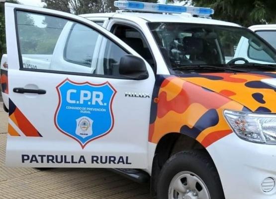 Inseguridad en la zona rural: por los reclamos de los productores desplazaron al Comisario Bergaglio