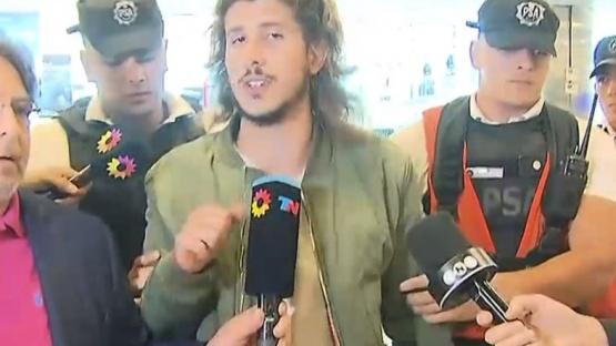 URGENTE> Ordenaron liberar a Rodrigo Eguillor