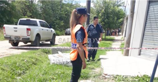 Aberrante asesinato conmociona este sábado a Chacabuco