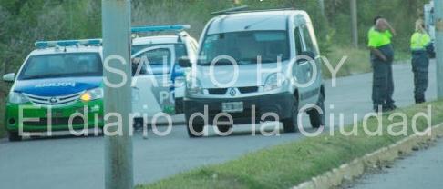 Despidieron en Salto los restos de un pequeño atropellado en Chivilcoy