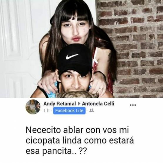 Andrés Retamal le escribió a Celli desde la cárcel: