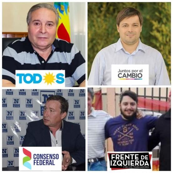 Elecciones 2019: éstos son los pre-candidatos a intendentes de Salto confirmados