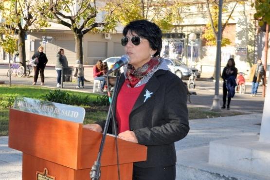 Cambios en la lista del Frente Todos: Alicia Chulia, en reemplazo de Semienchuk