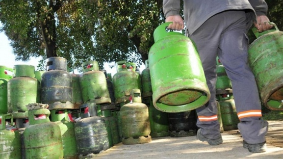 Nuevo aumento del 24 por ciento en la garrafa del gas