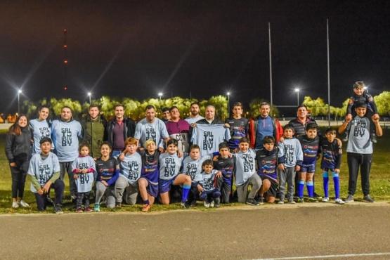 El Municipio de Salto continúa apoyando el deporte amateur