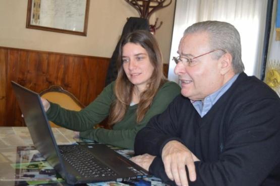 El Intendente Alessandro y su equipo continúan profesionalizando y modernizando el Municipio