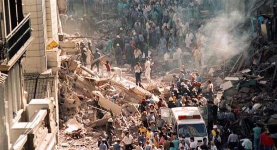 Se cumplen hoy 25 años del atentado a la AMIA
