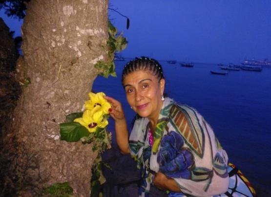 Horror en Puerto San Julián: encontraron muerta y semidesnuda a una ginecóloga en el patio de su casa