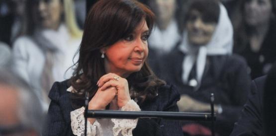 Cristina Kirchner le pidió al juez Bonadio ir a juicio oral por la causa de los cuadernos