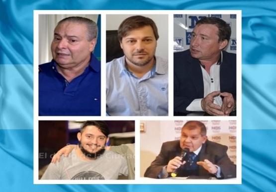 Elecciones 2019: uno por uno, los candidatos que competirán por la intendencia de Salto