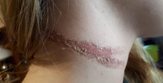Violento arrebato en Pergamino quedó captado por una cámara de seguridad