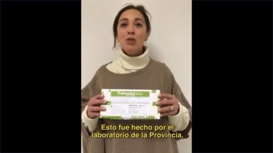 Vidal metió al cáncer en medio de la campaña y fue duramente criticada