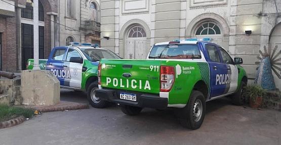 Tres menores de Pergamino fueron aprehendidos en Salto tras intentar robar dos motos