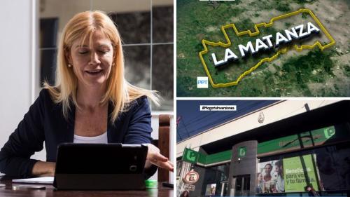 El millonario plazo fijo del partido de La Matanza, la ciudad de Verónica Magario