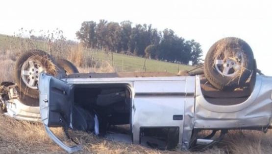 Trágico accidente en Ameghino: murió un menor de 4 años