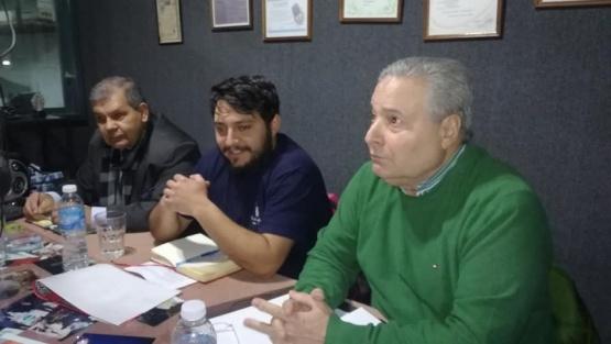Picante debate de los precandidatos a Intendente de Salto