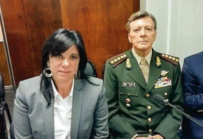 ÚLTIMO MOMENTO: César Milani fue absuelto en una causa que lo investigaba por delitos de lesa humanidad