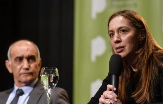 Vidal sintió el impacto y analiza medidas para atenuar la crisis en la Provincia