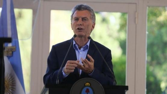 Macri anunciará las nuevas medidas económicas antes de la apertura de los mercados