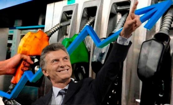 A sólo 11 horas del anuncio, Macri dio marcha atrás con el congelamiento del precio de los combustibles por 90 días