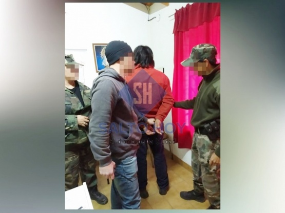 Allanamientos en barrio Valacco y Alonso: un aprehendido