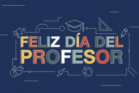 17 de septiembre: se conmemora el Día del Profesor