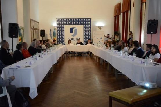 La Universidad Pública en Salto, a un paso de ser realidad