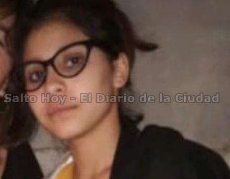 Desesperada búsqueda de una joven en Salto