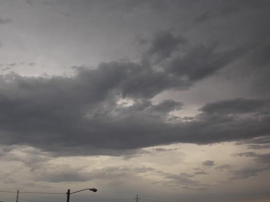 Tormentas aisladas: el pronóstico del clima para esta semana en Salto