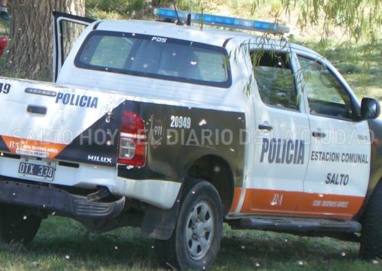 Tres jóvenes fueron detenidos tras atacar a un hombre en calle Walter Almirón