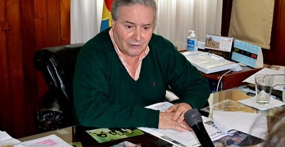 Ricardo Alessandro tras los reiterados robos en Salto: