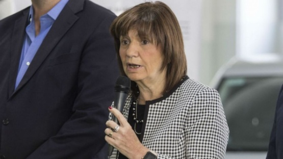 La ministra Bulrrich criticó a Donda tras intervenir en un procedimiento policial: