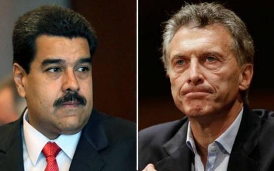 El presidente Macri ordenó que todos los diplomáticos de Maduro abandonen la Argentina