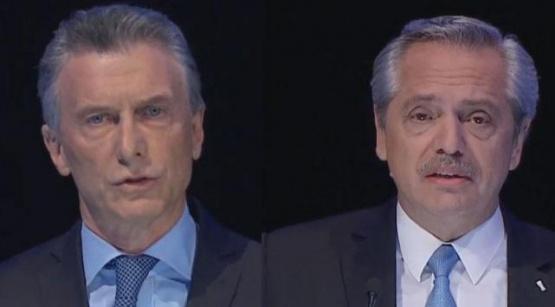 Mauricio Macri y Alberto Fernández retoman sus actividades de campaña tras el primer debate presidencial