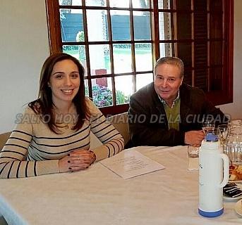 Picante, Ricardo Alessandro lanzó fuertes críticas contra el gobierno de María Eugenia Vidal