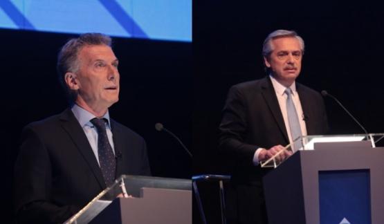 Cómo reaccionaron los votantes frente a las intervenciones de Mauricio Macri y Alberto Fernández en el segundo debate presidencial 2019
