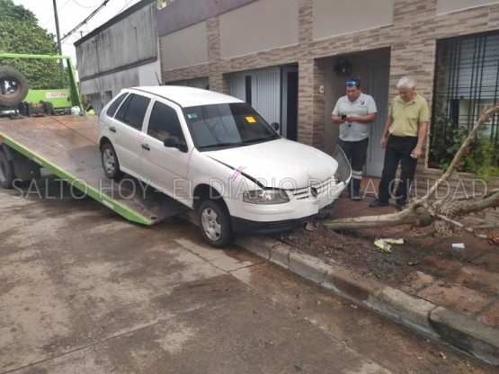 En lo que va del domingo, se registraron tres accidentes de tránsito