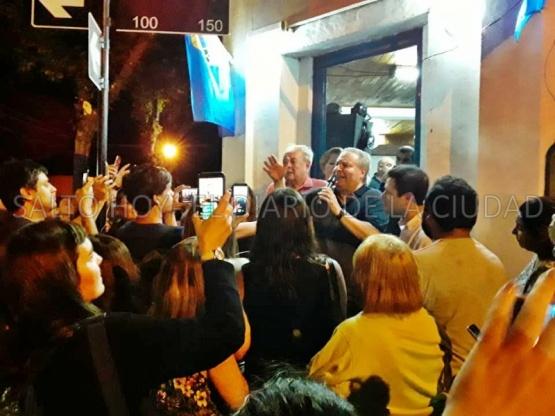 Por más de 13 puntos sobre Daniel Arimay, Ricardo Alessandro fue reelecto intendente de Salto
