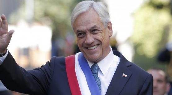 El Presidente chileno invitó a Alberto Fernández al país vecino