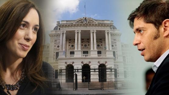 Comienza la transición: Kicillof y Vidal se reúnen hoy en La Plata