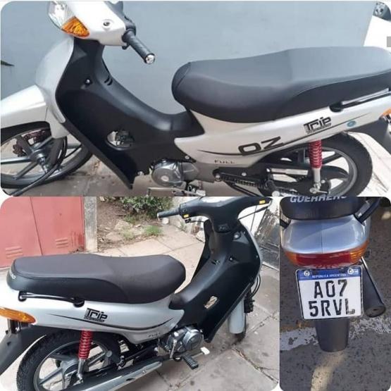 En menos de 24 horas y en Pergamino, la policía recuperó una moto robada en Salto