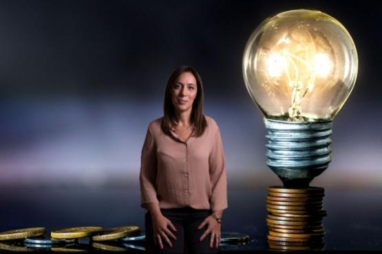 Vidal autorizó un aumento de 25% en la tarifa de luz