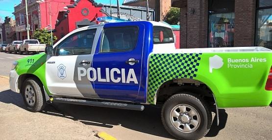 A mano armada, un delincuente asaltó a un remisero y quedó detenido