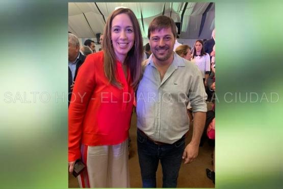 Daniel Arimay participó de la reunión de gabinete ampliado encabezado por Vidal