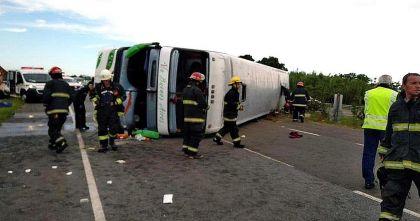 Quién es el chófer de la tragedia de la ruta dos en la que murieron dos nenas