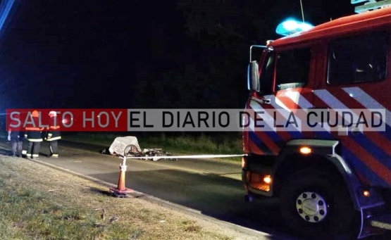 Accidente fatal en la ruta 191: informe oficial