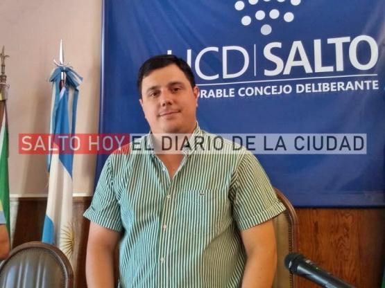 Julián Ainora, nuevo Presidente del Concejo Deliberante