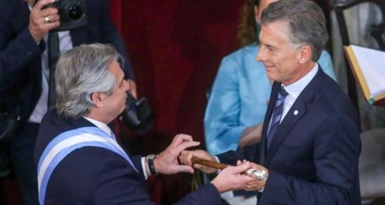 "Asumió Alberto Fernández: ""Vengo a convocar a la unidad de toda la Argentina"""