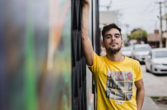 Agustín Malandra habló de la primera Marcha del Orgullo en Salto